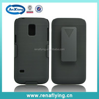 2015 new products flip cover phone case for samsung galaxy s5 mini