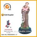 pulgadas 5 santa resina anthony estatuas religiosas al por mayor