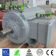 50 W de extremo a extremo 3000kw alternador generador de imán permanente venta