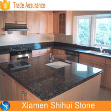Whole Set of Kitchen Granite Top With Sink