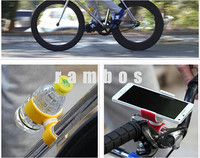 Car Air Vent Desktop Cell Phone Bicycle Handlebar Mounting Stand Bracket Cradle Holder for Samsung Galaxy S6 / S6 Edge Plus