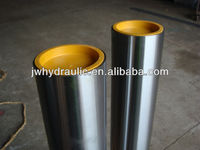 Stainless steel pneumatic cylinder chrome tube