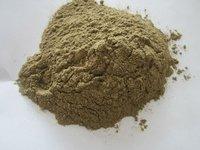 Dried black pepper powder
