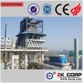 Ahorro de energía motor precalentador para cemento horno