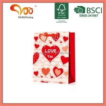 OEM/ODM Factory Wholesale Good Quality Handcraft 2015 popular paper gift bag