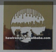 SS304 Etched/Print Gift with mirror finish