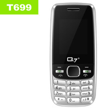 China lastest and cheap mobile phone for sale dual sim dual standby ZHT699