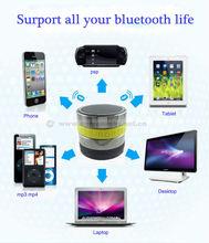 Whole sale TF card Mini bluetooth Portable Speaker super bass