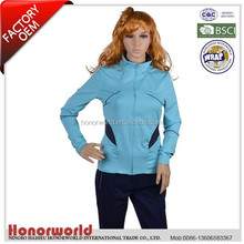 20 years BSCI certified women tracksuit