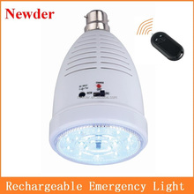 18 LED Bulb emergency lamps with remote control rechargeable