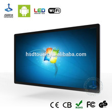 22inch second generation 3g wifi network lcd digital signage wall mounting