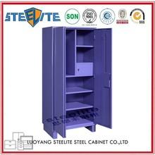 Steel Almirah Manufacturer Exporter/3 feet wide double door Steel almirah price