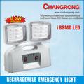 2015 changrong fábrica venta de emergencia canal de luz led