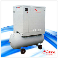 integrated protable MINI screw air compressor