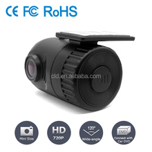 Korea And Russia Market Without TFT Screen 1280*720P 170 degree motion activated car camera