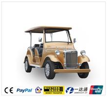 make 6 seats electric passenger car