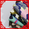 poly/cotton printed camouflage fabric for shirt