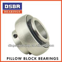 China DSBR Bearing Factory Radial Insert Ball Bearing UK 207