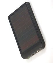 2600mha mobile solar power station for iphone ipod ipad SUMSUNG HTC