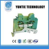 China alibaba supplier LNSO 4mm spring teminal block