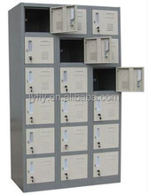 Popular and good design knock down metal bedroom lockers