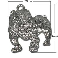 Gets.com zinc alloy dimensions tiger cross stitch