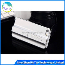 Mobile Phone Case with Lighter and USB Data Cable for iPhone 5s, for iPhone 5s Case