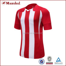 Dry fit t shirt wholesale,top thai quality soccer wear