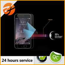 Best Japan AB Glue and 2.5 D premium Real Anti blu-ray Tempered glass screen protector for Sony E3
