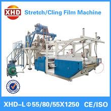 1500mm three layer STRETCH FILM MANUFACTURING MACHINE