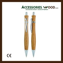 Eco friendly Natural wood recycled wooden pen