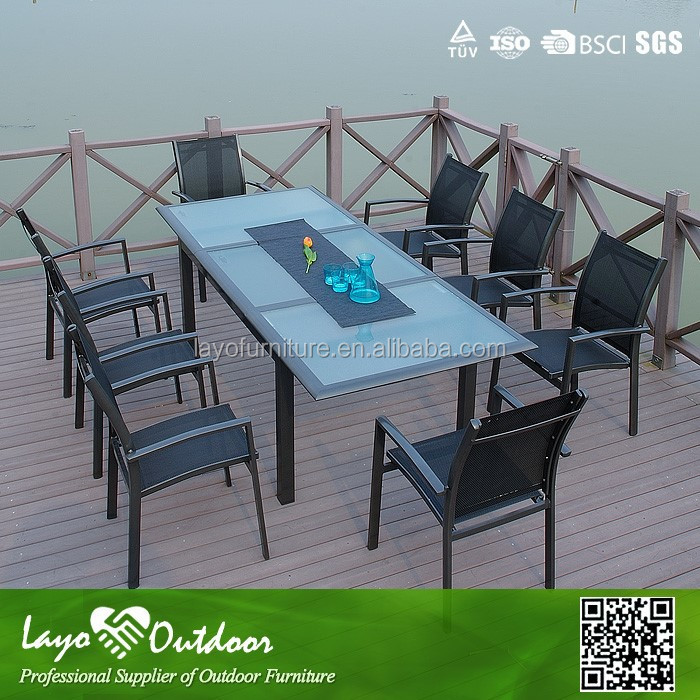 Outdoor Patio Furniture Aluminum Powder CoatedPatio