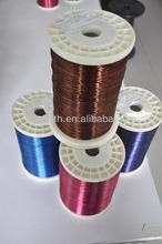 Swg tamaño calibre esmaltado aluminio alambre magneto