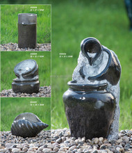 Decorative Outdoor Jar fountain for Garden