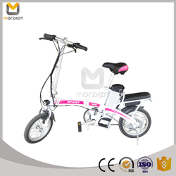 Quality Assured Foldable Electric Motorcycle Sales from Manufacture