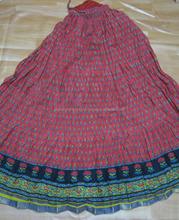 Gift Item for Women's Designer Pretty Look Cotton Long Skirt