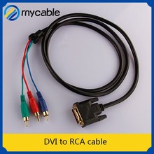 DVI to RCA cable db9 to rca cable