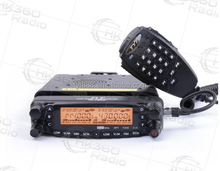 NEWEST!!! TYT 50Watt dual band mobile transceiver TH-7800 compare with FT-8900R