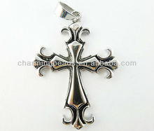 CH-LAP0062 Stainless steel cross,crosses charms pendant,new design pendant jewelry