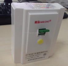 Circuit Breaker PRCD ELCB Air Condition Microwave Oven Fridge Leakage Protect Switch ELCB