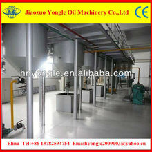 Hot sales chemical refining 10-60 tons vegetable oil production plant