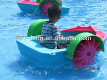 Cheap plastic used canoe paddles for sale