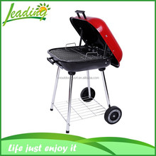 Simple Charcoal Japanese Grill Bbq Design, Porcelain Enamel Finish Commercial Portable Bbq Grill