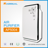 portable air cleaner air purifier and ionizer with UV lamp