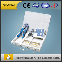 TL-K568RT Network Tool Kit Aluminium Alloy Cable Installation and Tester Crimping Tool