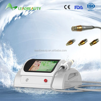 Wholesale fractional rf microneedle facial beauty machine for wrinkle reduction and skin tighten