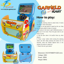 New product amusement park children racing game machine Family go kart for sale