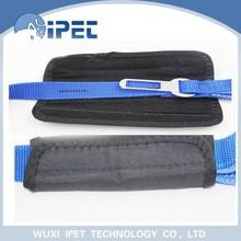 2015 High quality black cover running dog leash