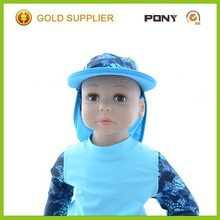 2015 Modern UPF UV Sun Protection Hat for Baby Boys