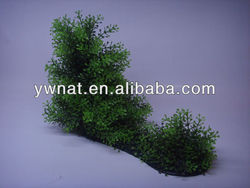 2013 China lastest and high quality Cheap Artificial plant, Aquarium Plastic plant for Aqaurium tank